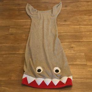 Kids Shark Blanket